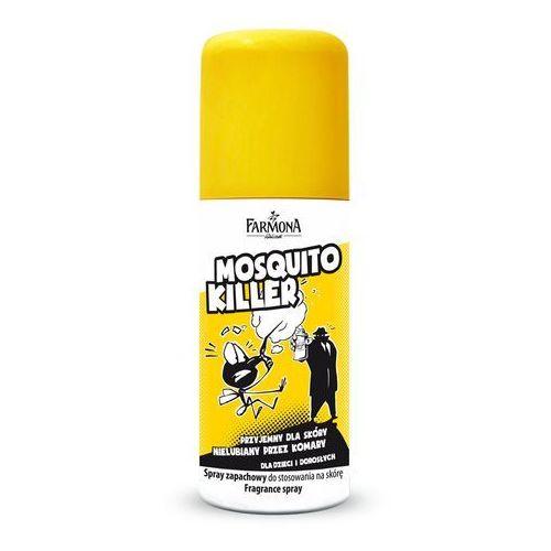 Farmona kraków Farmona mosquito killer spray zapachowy do stosowania na skórę, 125 ml (5900117003015)