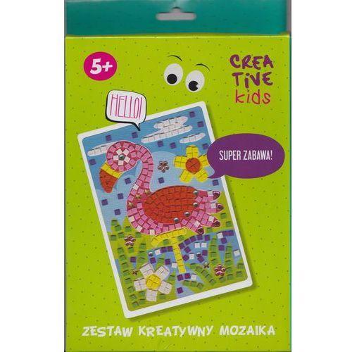 Incood. Zestaw kreatywny creative kids - mozaika 0033/0170 - incood od 24,99zł darmowa dostawa kiosk ruchu (5908293556035)