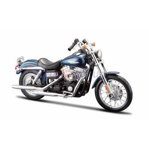 Maisto  motocykl harley davidson - 2006 fxdbi dyna street bob 1/12