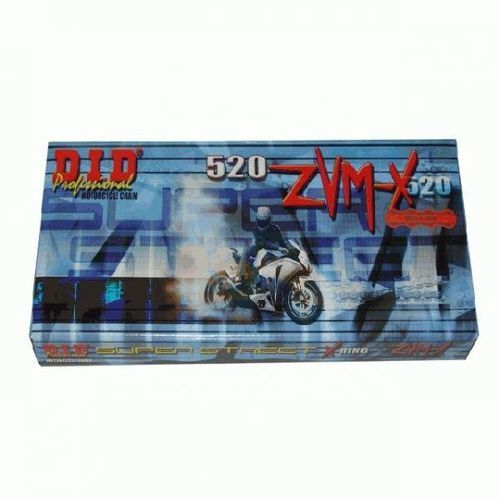 Ogniwo łączące nitowane łańcucha napędowego 520zvmx didcl520zvmx-zj marki Did