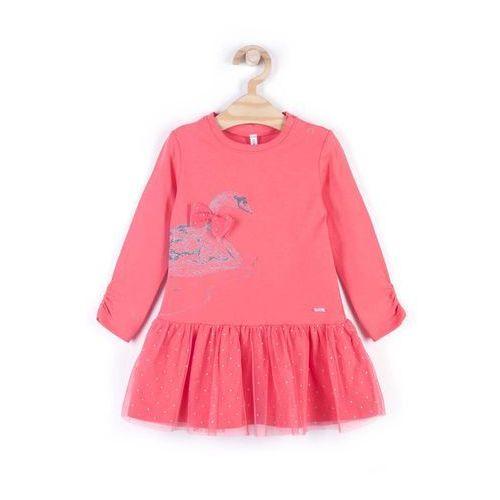 - sukienka dziecięca 92-122 cm marki Coccodrillo