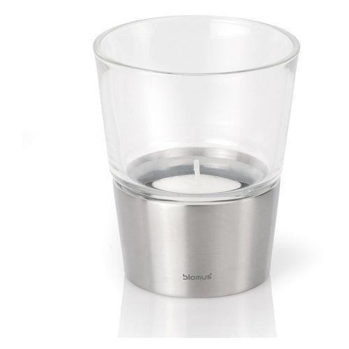 Blomus - calice - świecznik - szkło bezbarwne