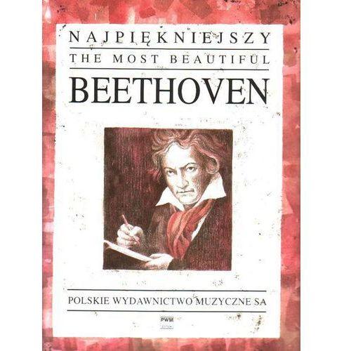 beethoven ludwig van - najpiękniejszy beethoven na fortepian marki Pwm