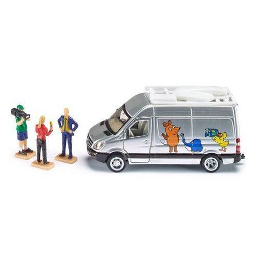 Zabawka SIKU Super Mercedes Van Transmisyjny, kup u jednego z partnerów