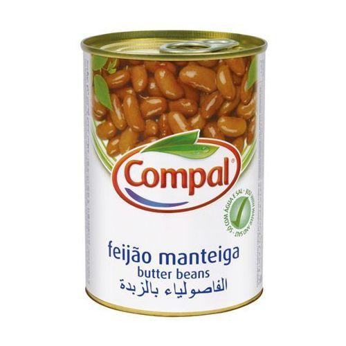 Portugalska fasola maślana 410g Compal (przetwór)