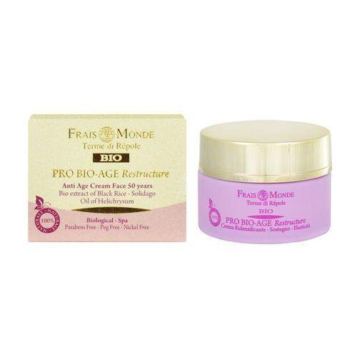 Frais monde  pro bio-age restructure antiage face cream 50years 50ml w krem do twarzy