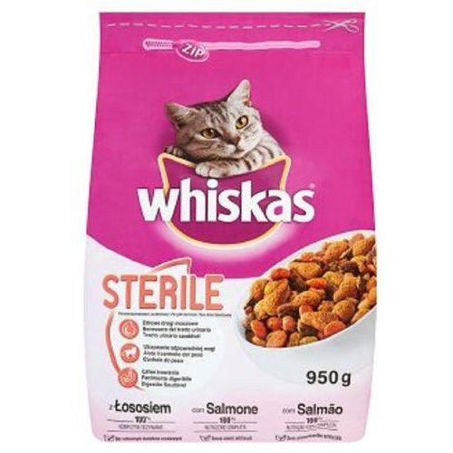 sterile łosoś 800g marki Whiskas