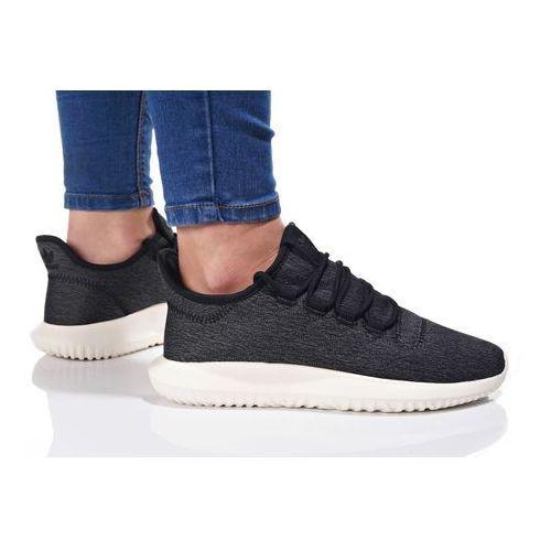 adidas Originals TUBULAR SHADOW Tenisówki i Trampki core black/offwhite, kolor szary