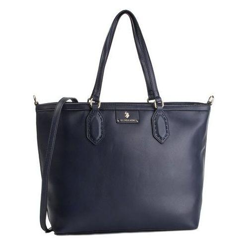 Torebka U.S. POLO ASSN. - Palm Beach Shopping Bag BEUPB0445WVP/212 Navy, kolor niebieski