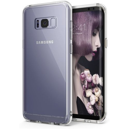 Etui Ringke Fusion do Samsung Galaxy S8 Plus Crystal View (8809525016679)
