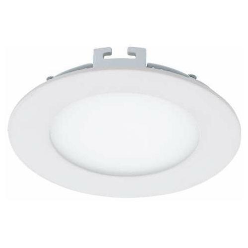 Eglo Plafon fueva 1 94047 lampa oprawa wpuszczana downlight oczko 1x5,5w led 3000k biały (9002759940478)