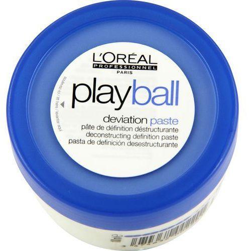 L'Oréal Professionnel Tecni Art Fix modelujący krem do włosów dający efekt potarganych włosów (Deviation Paste Deconstructing Definition Paste) 100 m, 3474630632196