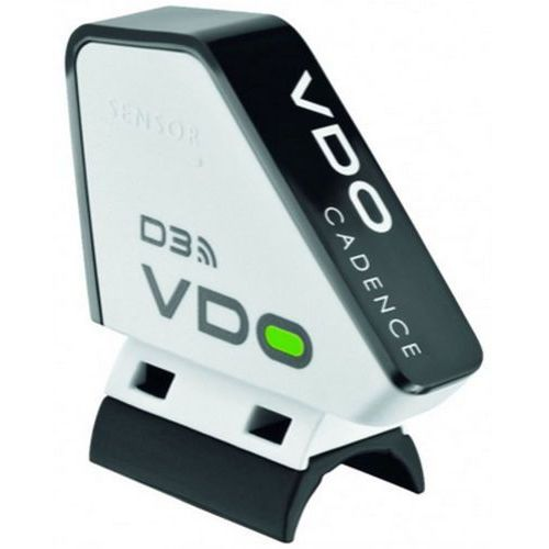 VDO Czujnik rytmu M5 / M6 dodatkowo magnes biały/czarny 2017 Akcesoria do liczników (4037438030121)