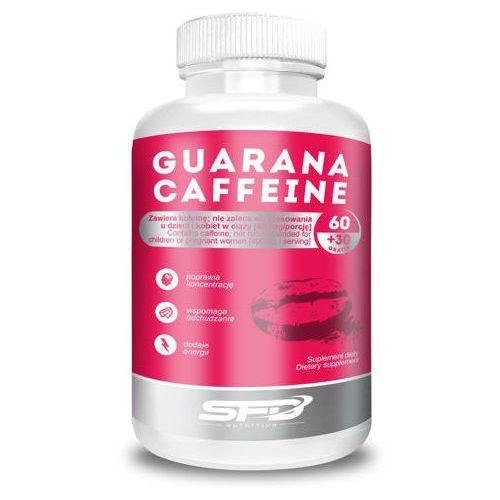 Sfd guarana coffeine x 90 tabletek
