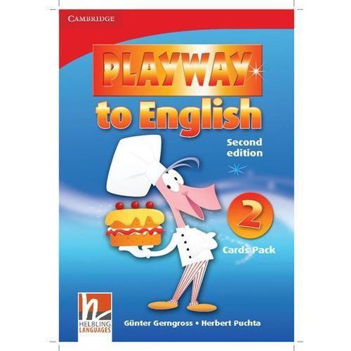 Playway to English 2. 2nd Edition Flashcards Pack, Cambridge University Press
