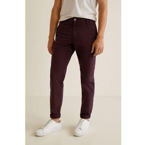 - spodnie barna3 marki Mango man