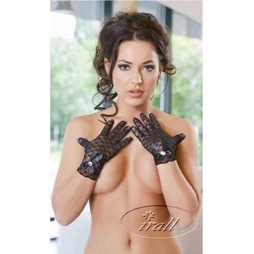 Miriam koronkowe, krótkie rękawiczki