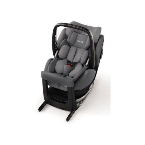Recaro fotelik samochodowy zero. 1 elite i-size aluminium grey (4031953063336)