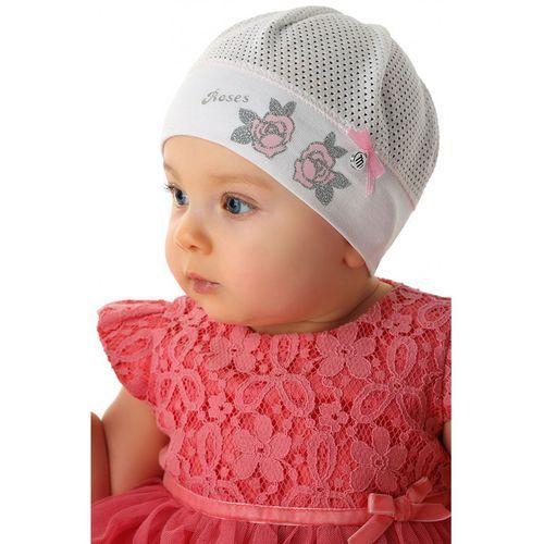 Czapka niemowlęca 100% bawełna 5x34cu marki Marika