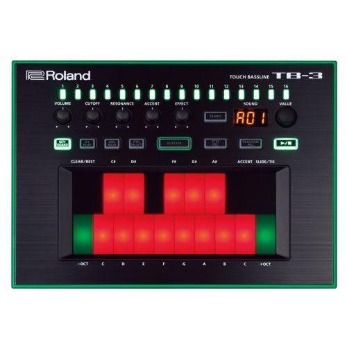 ROLAND TB-3 SYNTEZATOR BASOWY (keyboard, syntezator)