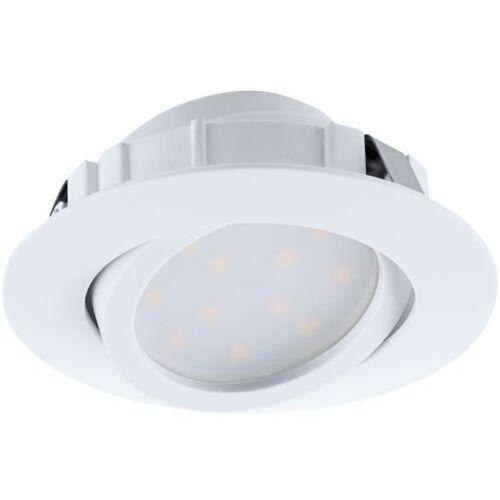 Oprawa sufitowa oczko led Eglo Pineda 1x6W LED biały 95854 (9002759958541)