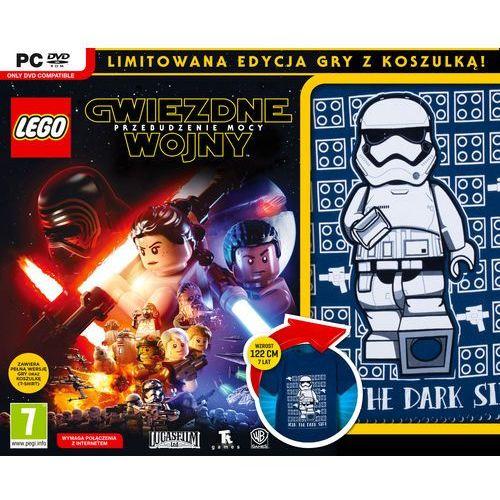 Gra PC LEGO Star Wars: Przebudzenie Mocy + Koszulka ciemnoniebieska