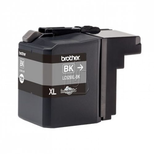 Brother oryginalny ink LC-529XLBK, black, 2400s, Brother DCP J100, DCP J105, MFCJ200, IBRLC529XLBG (6282838)