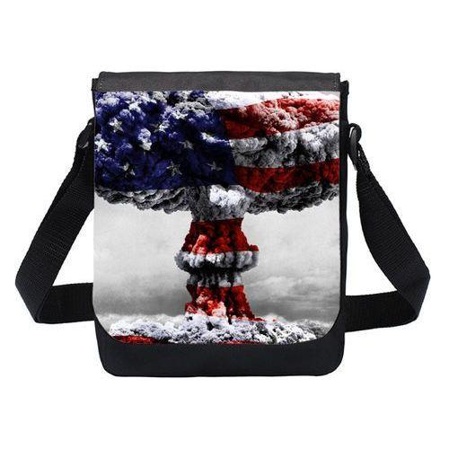 Megakoszulki Torba na ramię mała american bomb 2