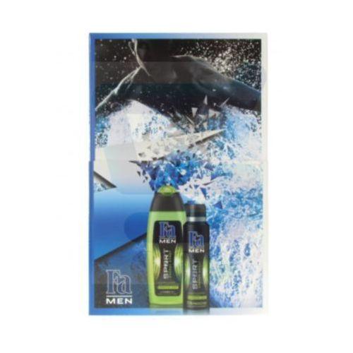 Fa zestaw prezentowy sport żel+dezodorant