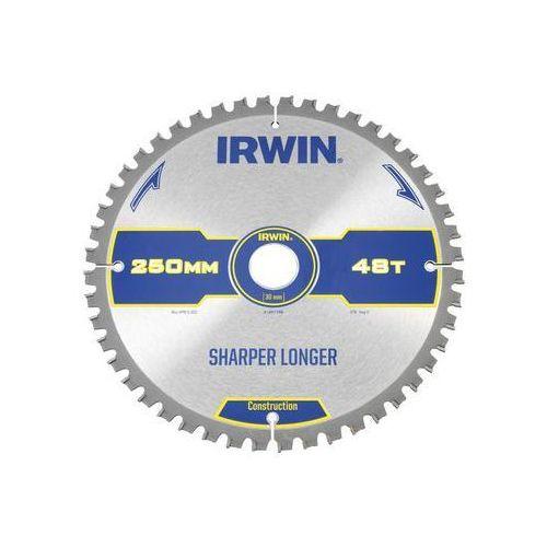 Irwin construction Tarcza do pilarki tarczowej 250mm/48t m/30 śr. 250 mm 48 z