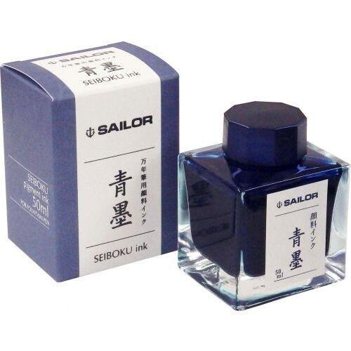 Sailor Atrament do Piór Wiecznych Pigment Ink Blue-Black Sei-Boku