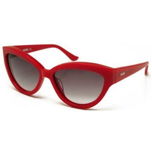 Okulary słoneczne  mo 674 03 bf marki Moschino