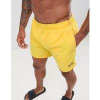 Boss perch swim shorts - yellow marki Boss by hugo boss