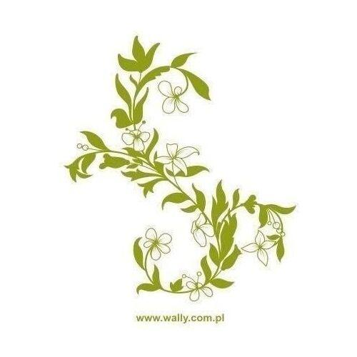 naklejka floral 1425