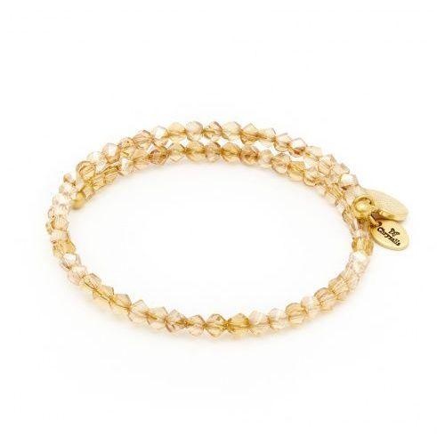 Biżuteria Chrysalis Bransoletka Gaia Twilight Gold CRBW0014GPltco