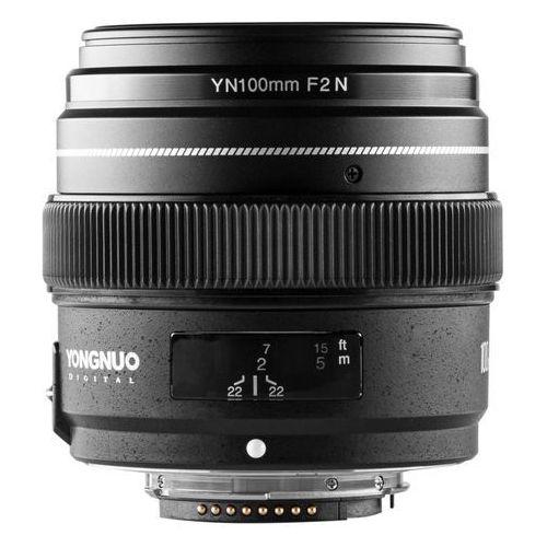 Yongnuo YN 100mm f/2.0 Nikon F, OB YN 100MM F2.0 (NIKON)