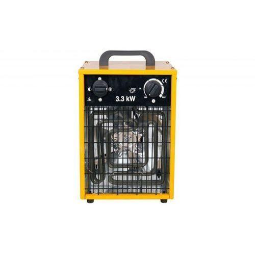 Inelco nowość 2021 Nagrzewnica elektryczna inelco neutral 3,3kw - produkt bez logo - wersja w żółtej obudowie promocja