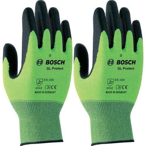 Rękawice ochronne przed przecięciami GL Protect Bosch 2607990122 Wielkość=10 czarny, żółty, kup u jednego z partnerów