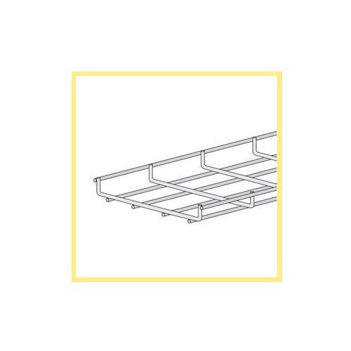 Korytka siatkowe 30x100 mm (3 m) Korytka siatkowe o wysokości boku 30 mm, szerokości 100 mm (3 m), Viafil