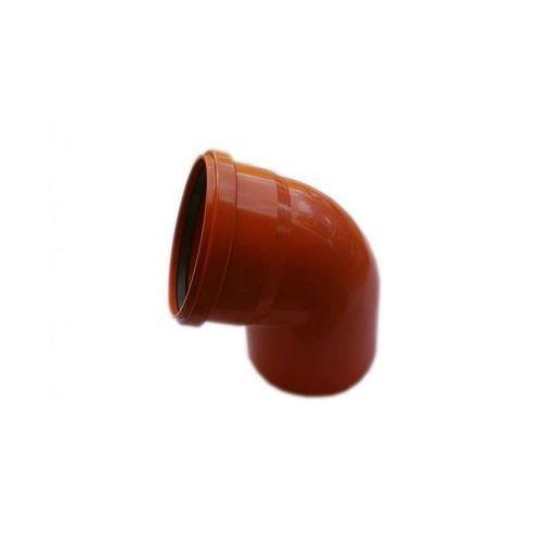 Poliplast Kolano kanalizacji zewnętrznej 160 mm/67°