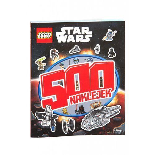Lego Star Wars. 500 naklejek.. LBS-301 (9788325321550)