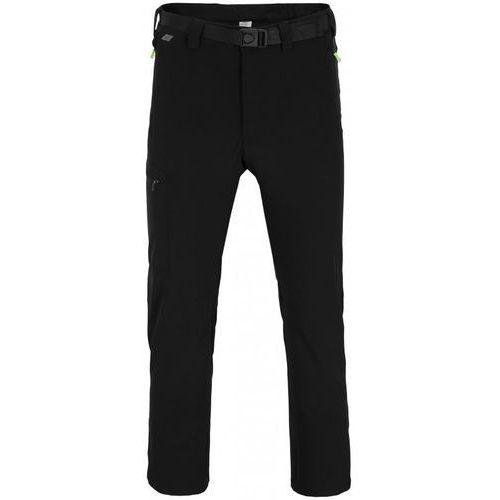 Męskie spodnie trekkingowe t4l16 spmt002 czarne xxl marki 4f