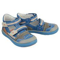 Bartek 81885-0vc niebieski, półbuty profilaktyczne dziecięce, rozmiary: 19-26 - niebieski