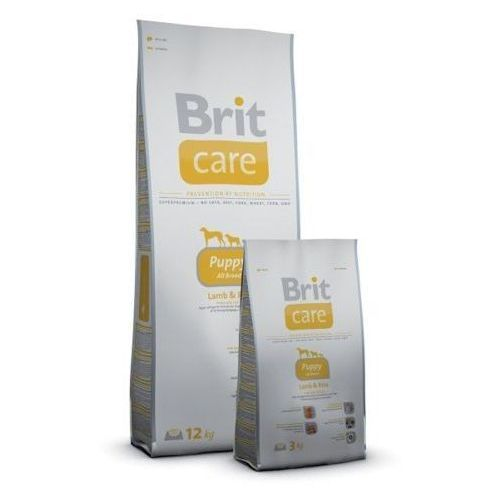 Brit care puppy all breed lamb & rice 1kg (8595602509812)