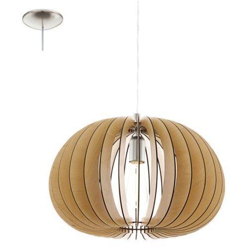 lampa wisząca COSSANO śr. 45 cm - jasna, EGLO 94767
