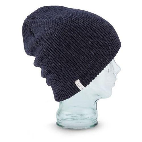 czapka zimowa COAL - The Frena Solid Heather Navy (17) rozmiar: OS