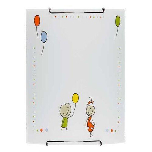 Alfa Kinkiet lampa ścienna dzieci 290x210 1x60w e27 bezbarwny 90846 (5900458908468)
