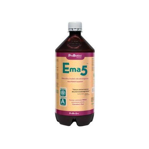 Ema5 - naturalny higienizator przeciw grzybom i niektórym szkodnikom - 0,5 litra Naturalny higienizator, fungicyd i bakteriocyd