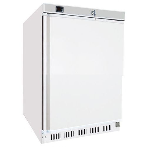 Szafa chłodnicza | biała | 130L | +2 do +8 °C | 600x585x(H)855 mm