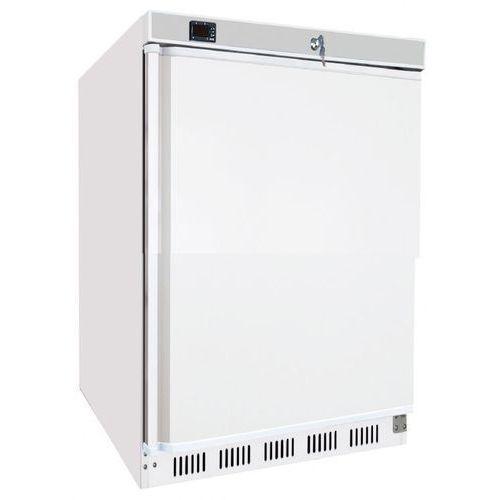 Szafa chłodnicza | biała | 130l | +2 do +8 °c | 600x585x(h)855 mm marki Rm gastro